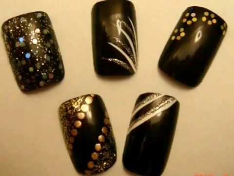 Easy Nails Five Simple Nail