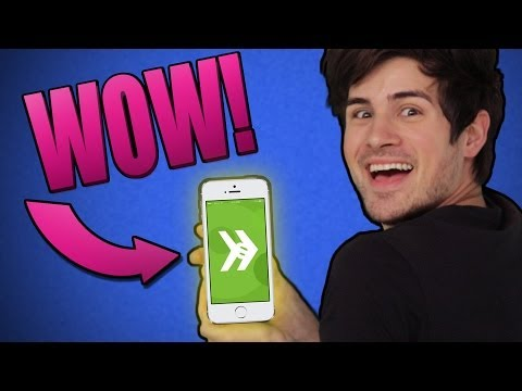 Sweet Mobile Online Smosh Hub video