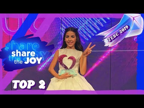 Junior Eurovision 2019 – Top 2 [Armenia