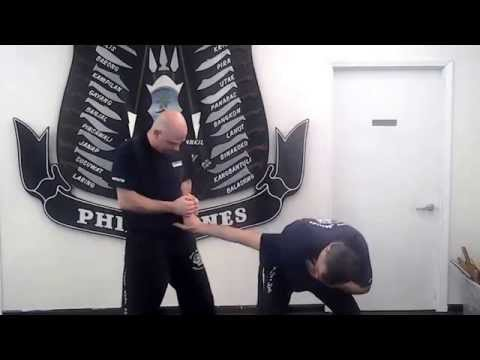 Jun Fan JKD wrist lock series with Scott Shields Martial arts Image 1