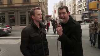Neil Patrick Harris and Billy Eichner Ambush New Yorkers!