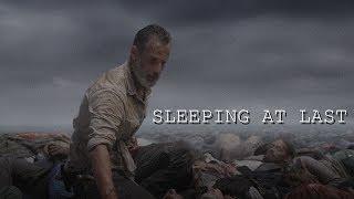 The Walking Dead Sleeping At Last