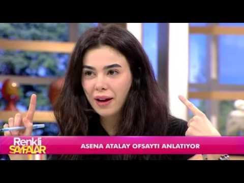 Renkli Sayfalar Asena Atalay Ofsayt Anlatımı