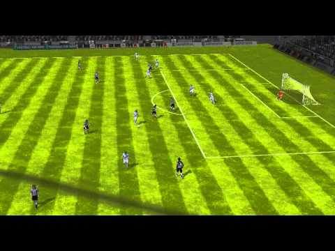 FIFA 14 Android - Rosario Juniors VS PAOK