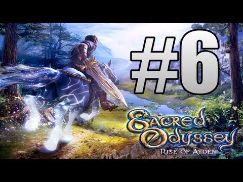 Let's Play Sacred Odyssey: Rise of Ayden - Part 6: Finally Back