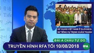 Tin tức: Đại diện Việt Nam ở Slovakia im tiếng về vụ bắt cóc  TXT