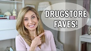 Using my FAVORITE DRUGSTORE Products