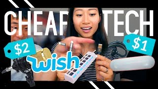 CHEAP $1 GADGETS THAT YOU NEED TO HAVE! // Fung Bros
