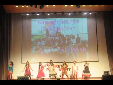 Medicsa 70's Retro Night (indian Dance) video