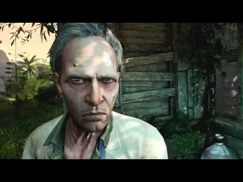 Far Cry 3 - New Gameplay (5 Minuten Spielszenen)