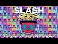 "SLASH FT. MYLES KENNEDY & THE CONSPIRATORS   ""The One You Loved Is Gone"" Full Song Static Video"