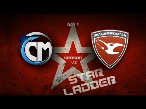 SLTV StarSeries S6 Day 5  Mouz vs TCM