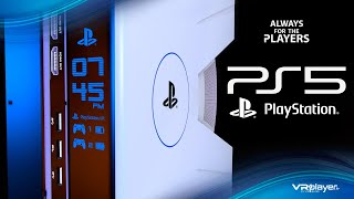 PS5 PlayStation 5 PSV - Concept Design Trailer V3 - Welcome to the future of Gaming - VR4Player