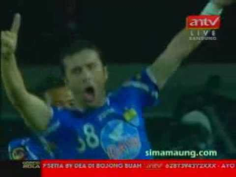 Video Gol - Persib 5 vs 2 Persiwa - ISL 2010/2011