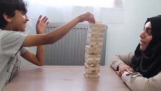 Classic Jenga Game by HASBRO GAMING