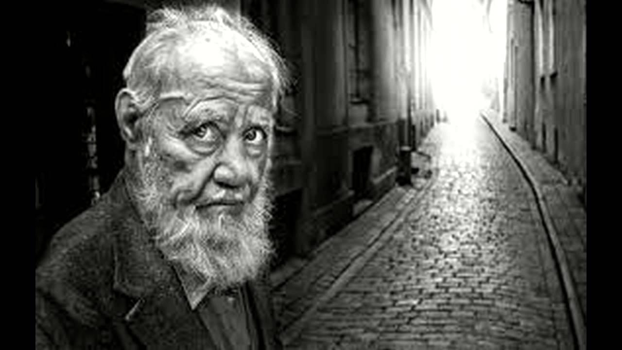 Села старику на лицо 10 фотография