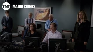 Major Crimes: A Doctor Who Gets High A Lot - Season 6, Ep. 3 [CLIP] | TNT