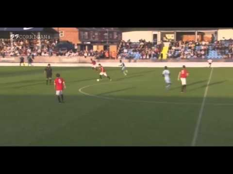 James Wilson Solo Goal - Man Utd vs Man City 4-1 - Manchester Senior Cup Final 07/08/2014