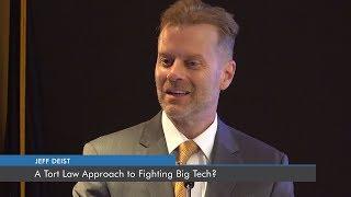 A Tort Law Approach to Fighting Big Tech?   Jeff Deist