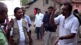 Salaam making video with 'Timbaktoo' song