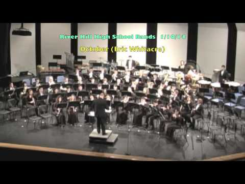 River Hill High School Bands, 1/10/2014