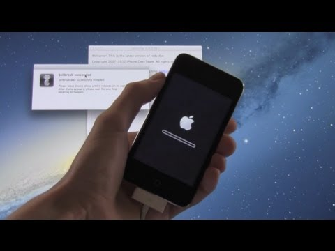 NEW Jailbreak 5.1.1 Untethered iPhone 4S.4.3Gs.iPad 3.2 & iPod Touch