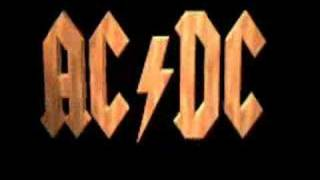 AC/DC Video - Can't Stand Still - AC/DC