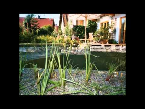 Trailer - Demo Schwimmteich - 2003 Haus Und Garten Service Hahn