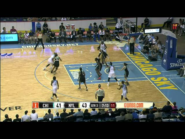 Game Recap: New York Liberty vs Chicago Sky