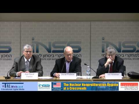 Panel IV: The International Atomic Energy Agency (IAEA)