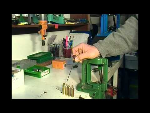 .308 RELOADING BASICS WITH ONCE FIRED CASES