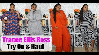 Tracee Ellis Ross Try On & Haul| Plus Size Fashion