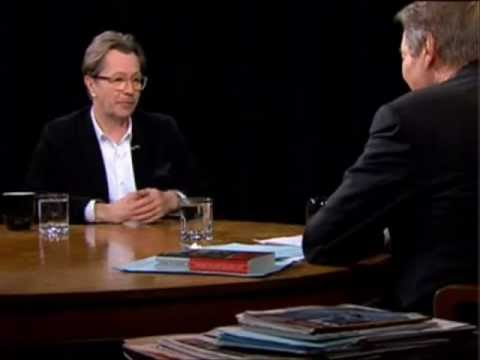 (FULL) Gary Oldman interview on Charlie Rose