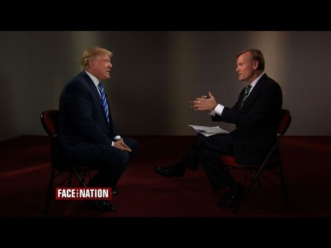 Extended interview: Donald Trump, December 6