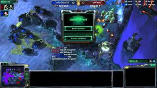 M.Feast vs mTw.Dimaga @ IEM SC2 Group D Round 3