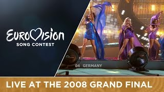 No Angels - Disappear (Germany) Live 2008 Eurovision Song Contest