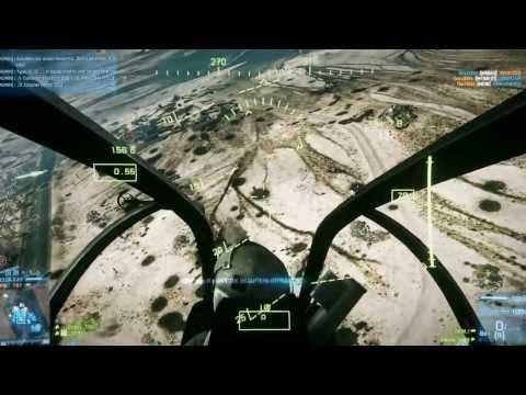 Battlefield 3 Агрессивный ударный вертолет AH-1Z VIPER (1)