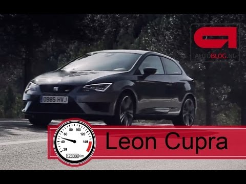 Seat Leon Cupra 2014 review