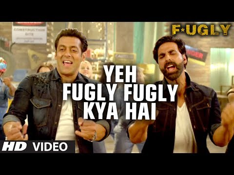Fugly Fugly Kya Hai Title Song | Akshay Kumar, Salman Khan | Yo Yo Honey Singh video