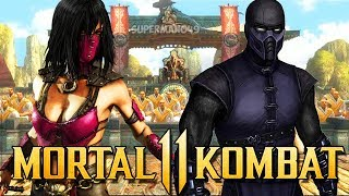 MORTAL KOMBAT 11: Noob Saibot, Mileena, Rain & Other Fan Favorite Character Prediction For MK11!