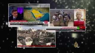 المرصد- اليمن: عاصفة الحزم، الاتصالات البريطانية
