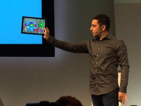 Microsoft's Panos Panay on why the Surface Pro 3 beats your tablet and laptop