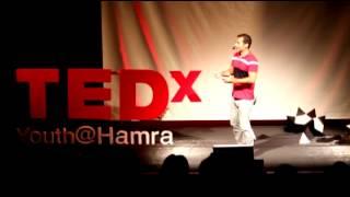 Dreams are for everyone: Ali Chehade  at TEDxYouth@Hamra