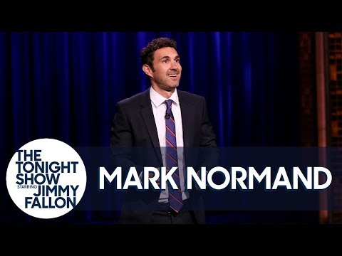 Mark Normand Stand-Up