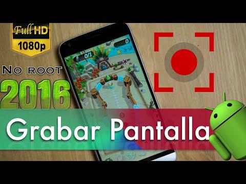 Mejor App: Grabar Pantalla de ANDROID sin Root Gratis   2017 Review