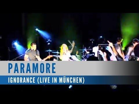 Paramore - Ignorance (Live @ München)