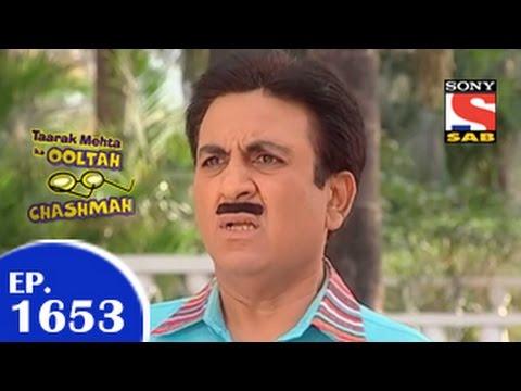 Taarak Mehta Ka Ooltah Chashmah - तारक मेहता - Episode 1653 - 17th April 2015 video