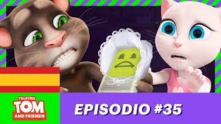 Papi Ben - Talking Tom and Friends (Episodio 35 - Temporada 1)