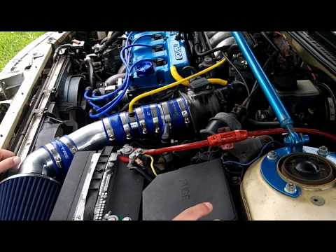 Mazda 626 - Fuel Pump Relay Diagnostics