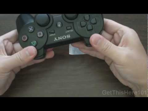 How To: Asemble PS3 controller (HD)